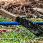 best machete for brush clearing
